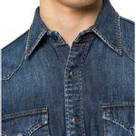 Camisa-Para-Hombre-7-Oz-Deep-Blue-Denim-Replay124
