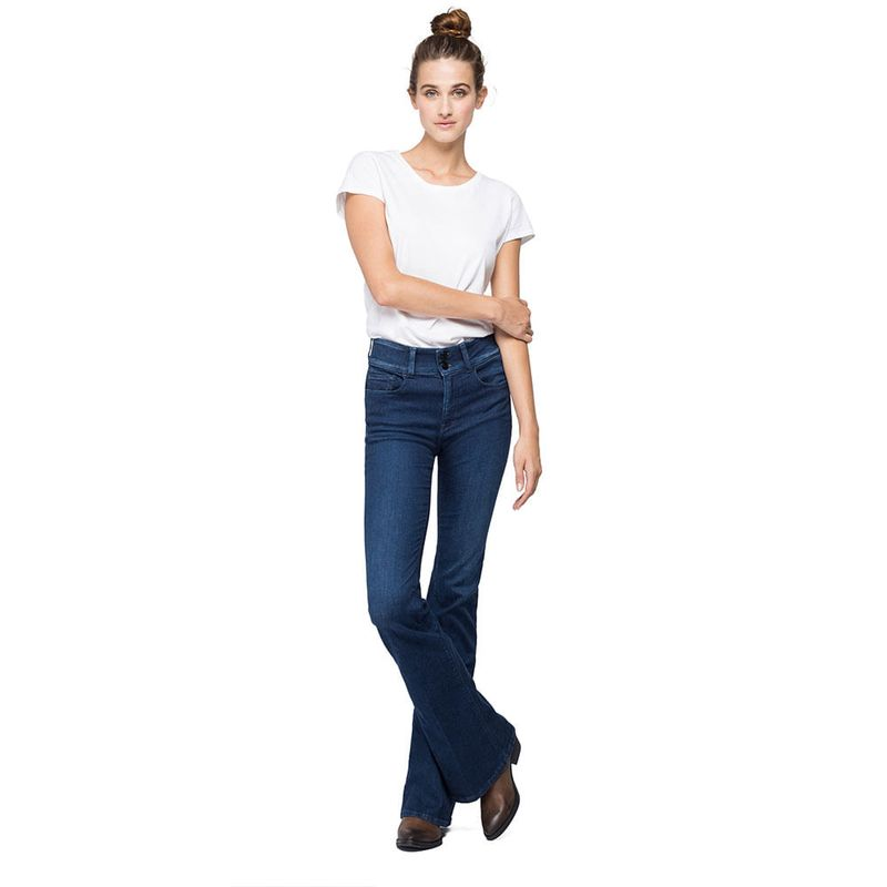 Jean-Stretch-Para-Mujer-Newluz-Flare-Replay268