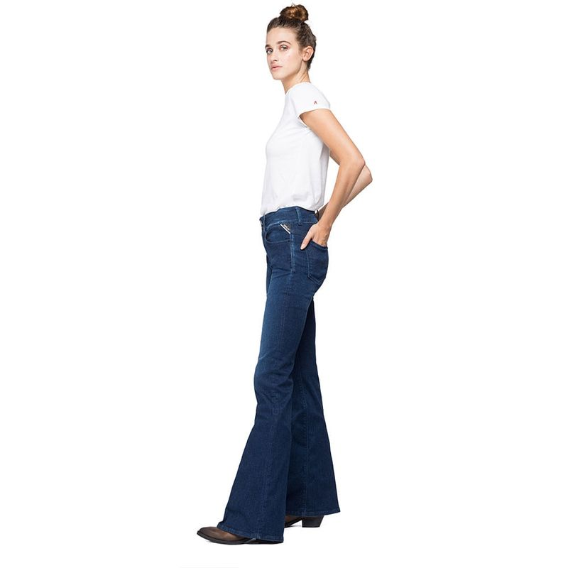 Jean-Stretch-Para-Mujer-Newluz-Flare-Replay269