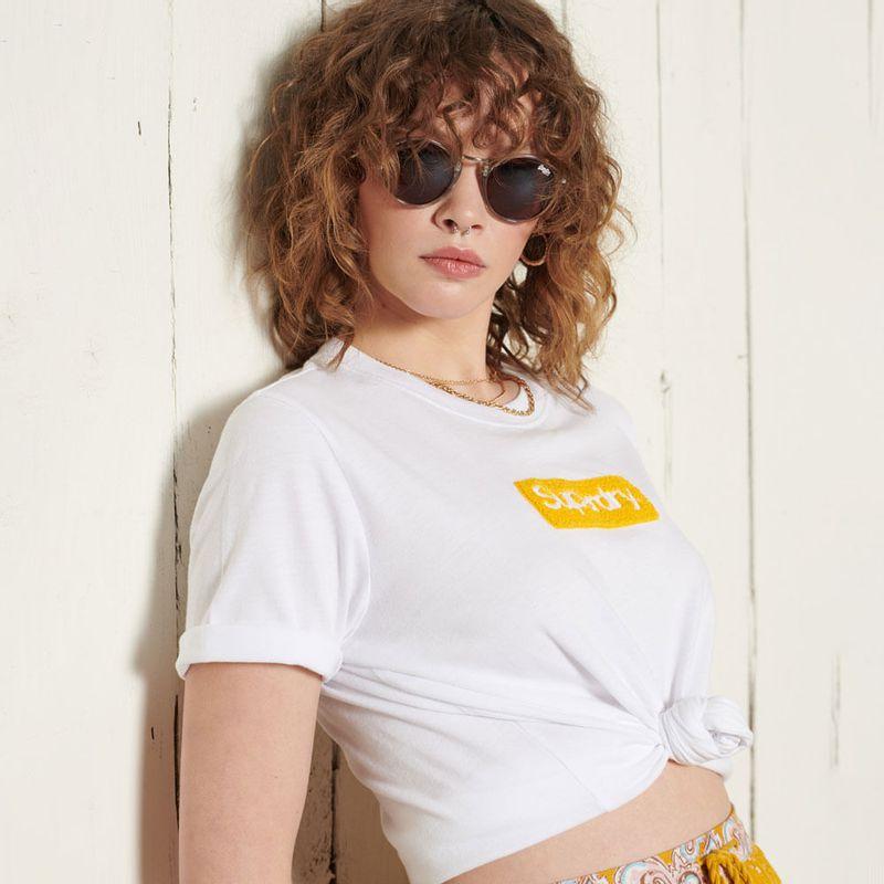 Camiseta-Para-Mujer-Cl-Workwear-Tee-Superdry154