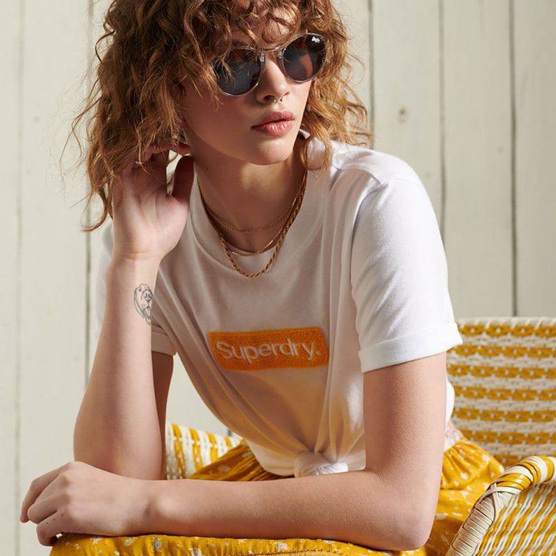 Camiseta-Para-Mujer-Cl-Workwear-Tee-Superdry155