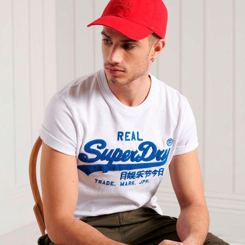 Camiseta-Para-Hombre-Vl-Chenille-Tee-220-Superdry490