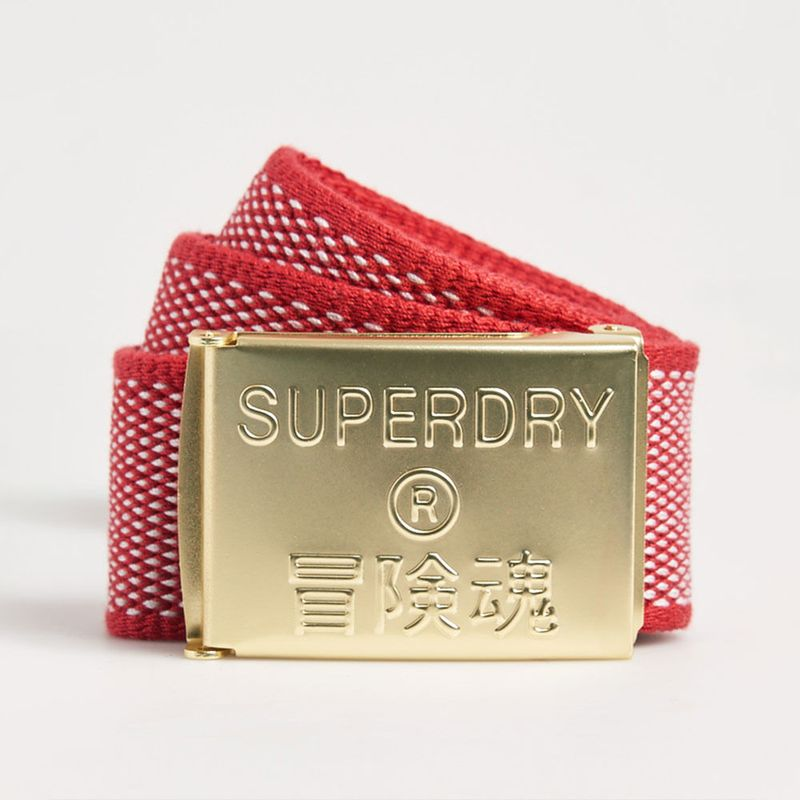 Reata-Para-Hombre-Boston-Fabric-Belt-Superdry28