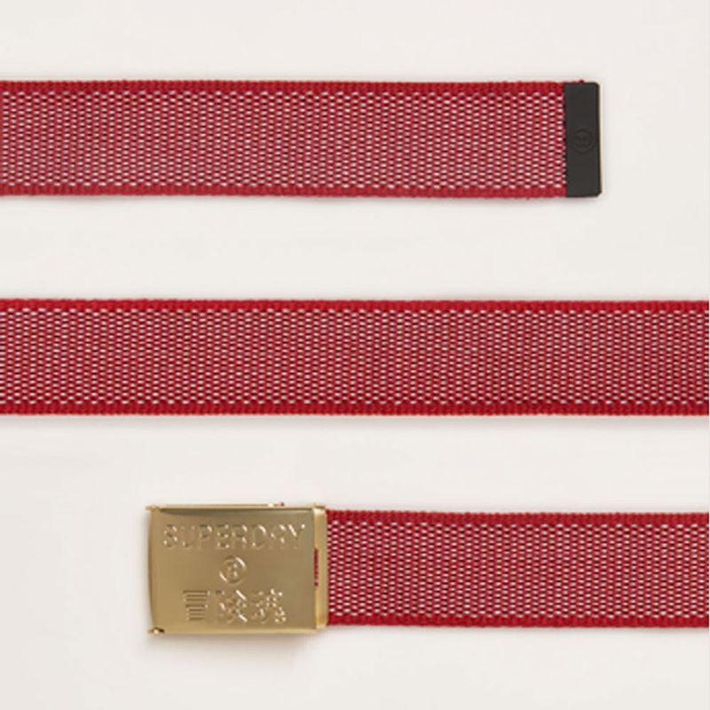 Reata-Para-Hombre-Boston-Fabric-Belt-Superdry29