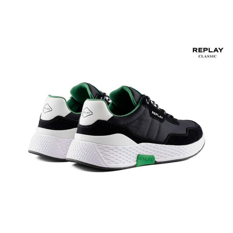 Tenis-Para-Hombre-Classic-Check-Replay453