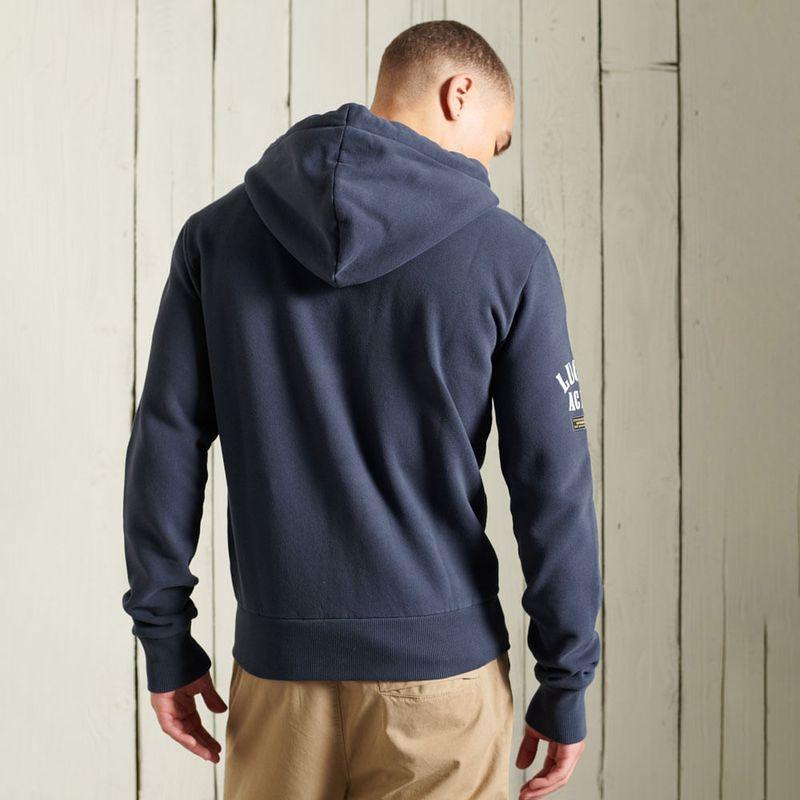 Buzo-Hoodie-Abierto-Para-Hombre-Military-Non-Brand-Zip-Hood-Superdry355