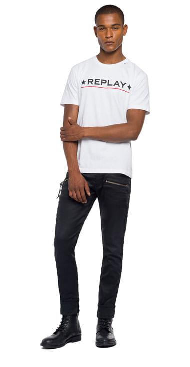 Camiseta-Para-Hombre-Replay469