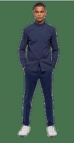 Camisa-Para-Hombre-Replay4253
