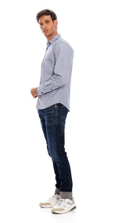 camisa-para-hombre-miniprint-trama-replay1192