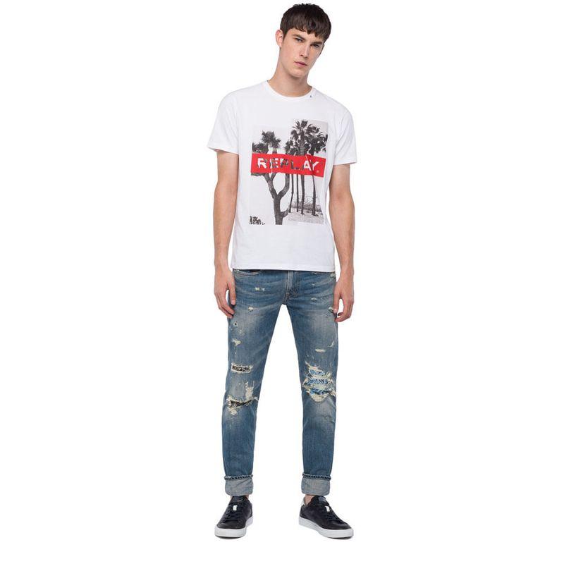Camiseta-Para-Hombre-Replay684