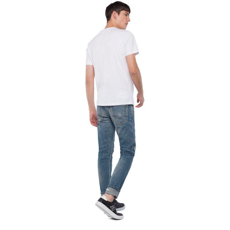 Camiseta-Para-Hombre-Replay686