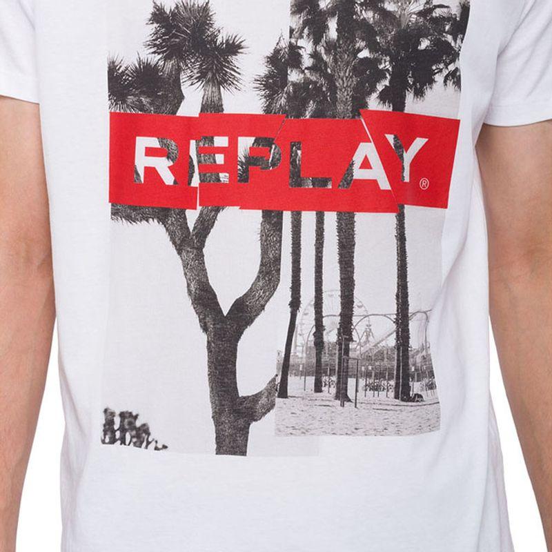 Camiseta-Para-Hombre-Replay687