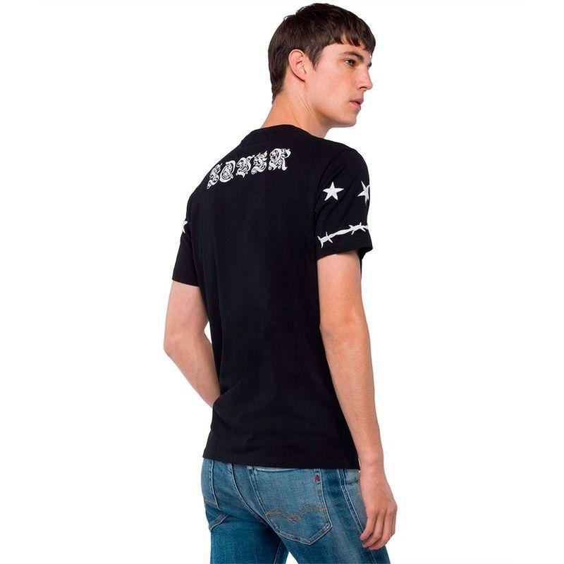 Camisetas-Para-Hombre-Replay172