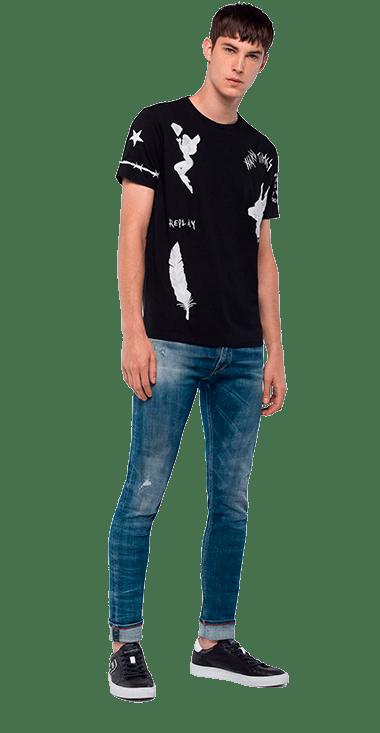 -Camisetas-Para-Hombre-Replay846