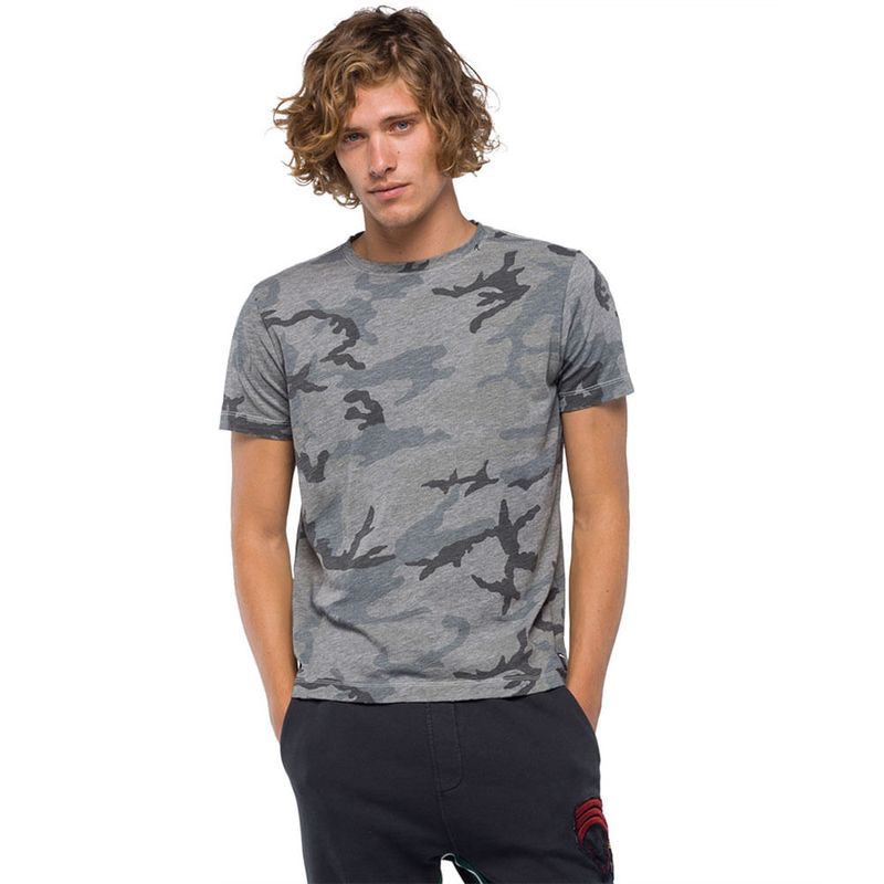 Camiseta-Para-Hombre-Replay666