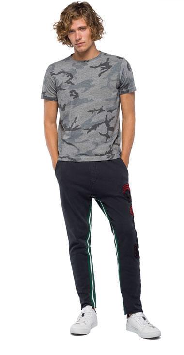 Camiseta-Para-Hombre-Replay119