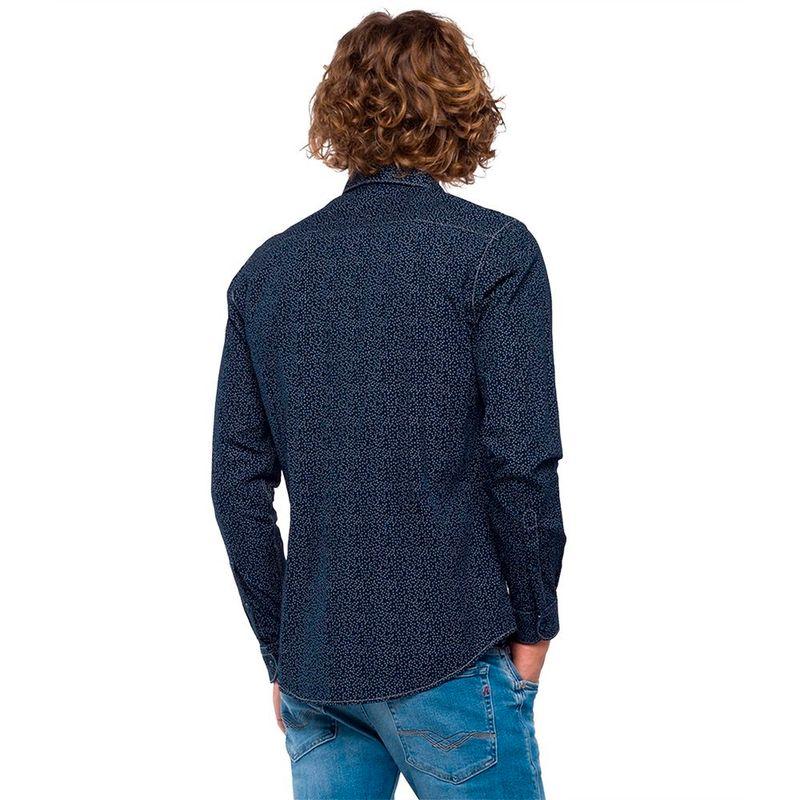 Camisas-Para-Hombre-Replay223