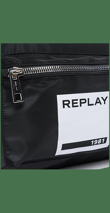 Bolso-Para-Hombre-Bag-Negro-U-Replay2263