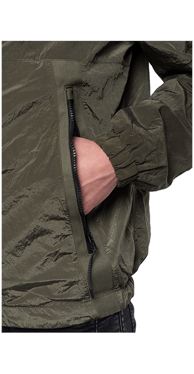 Chaqueta-Para-Hombre-Jacket-Verde-Xl-Replay1833