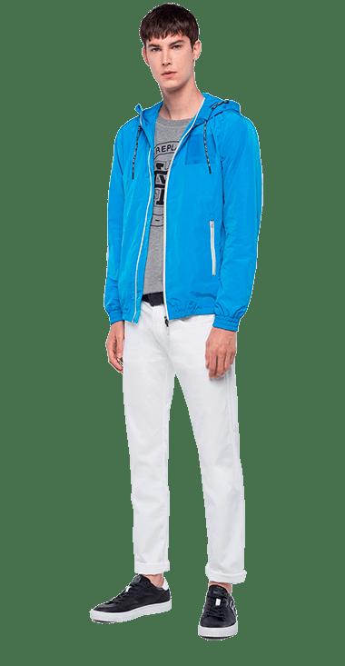 Chaqueta-Para-Hombre-Jacket-Azul-L-Replay475
