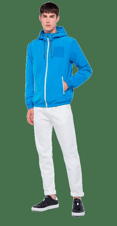 Chaqueta-Para-Hombre-Jacket-Azul-L-Replay476