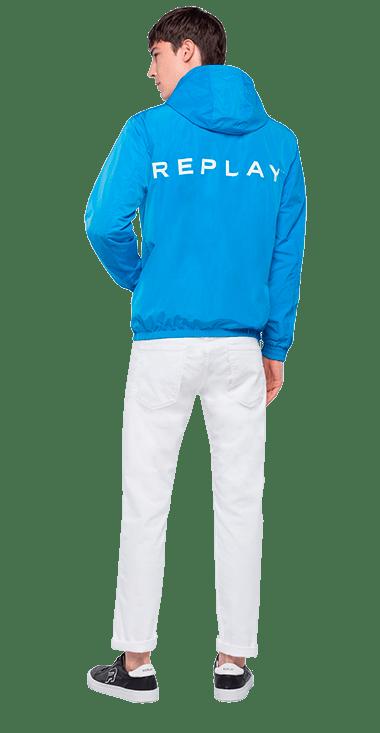 Chaqueta-Para-Hombre-Jacket-Azul-L-Replay477