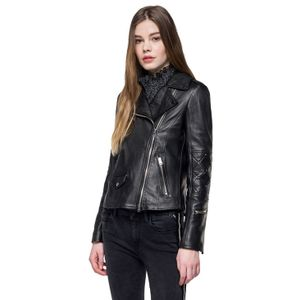 Crust Leather para mujer Replay