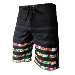 Pantaloneta Larga Para Hombre Botanic Flow Dzone