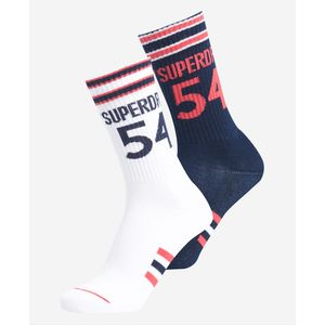 Athletic 54 Logo Socks para mujer Superdry