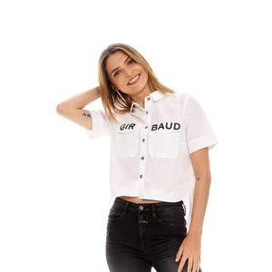 Camisa M/C para mujer Marithe Francois Girbaud