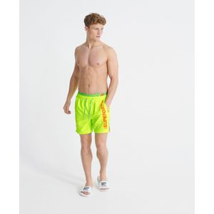 Pantaloneta Corta Para Hombre State Volley Swim Short Superdry