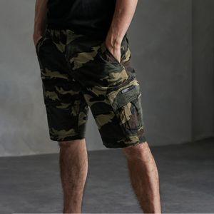 Bermuda Cargo Para Hombre Core Cargo Shorts Superdry
