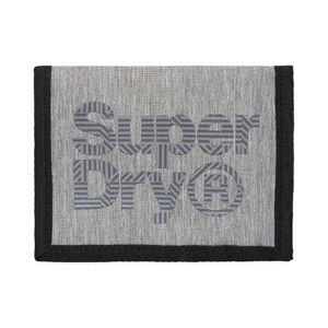 Velcro Logo Wallet para hombre Superdry