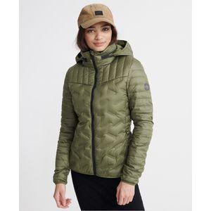 Ls Essentials Radar Down Jacket para mujer Superdry