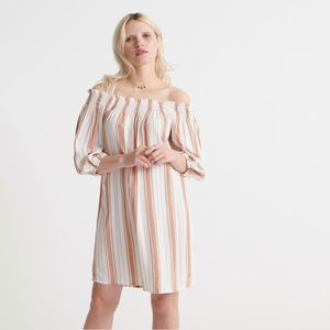 Desert Off Shoulder Dress para mujer Superdry