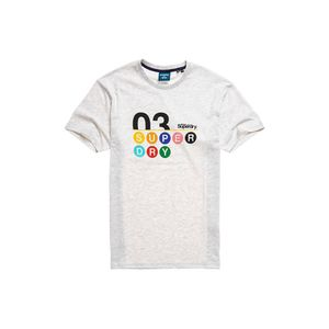 Camiseta Para Hombre Cl Transit Tee Superdry