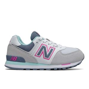 Tenis Pre School Girls 574 Para Niña New Balance