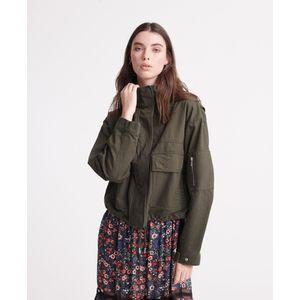 Bora Cropped Jacket para mujer Superdry