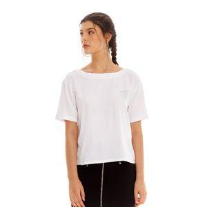 Camisa M/C para mujer Pilatos