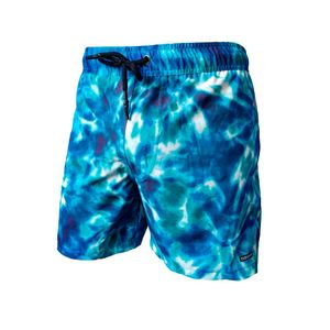 Pantaloneta Corta Para Hombre Deluxe Tye Dzone