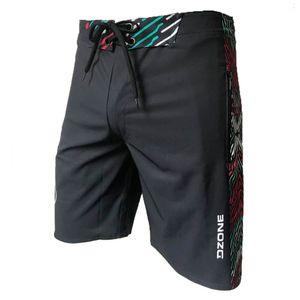 Pantaloneta Larga Para Hombre Palmera Neon Dzone