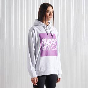 Streetwear 9 Os Hood para mujer Superdry