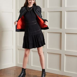 Richelle Ls Dress para mujer Superdry