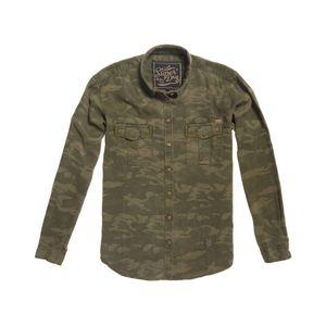 Roxanne Military Shirt para mujer Superdry