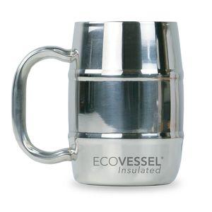 Vaso Termo Ecovessel Double Barrel Mug 16Oz