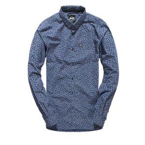 Shoreditch Buttn Dwn L/S Shirt para hombre Superdry