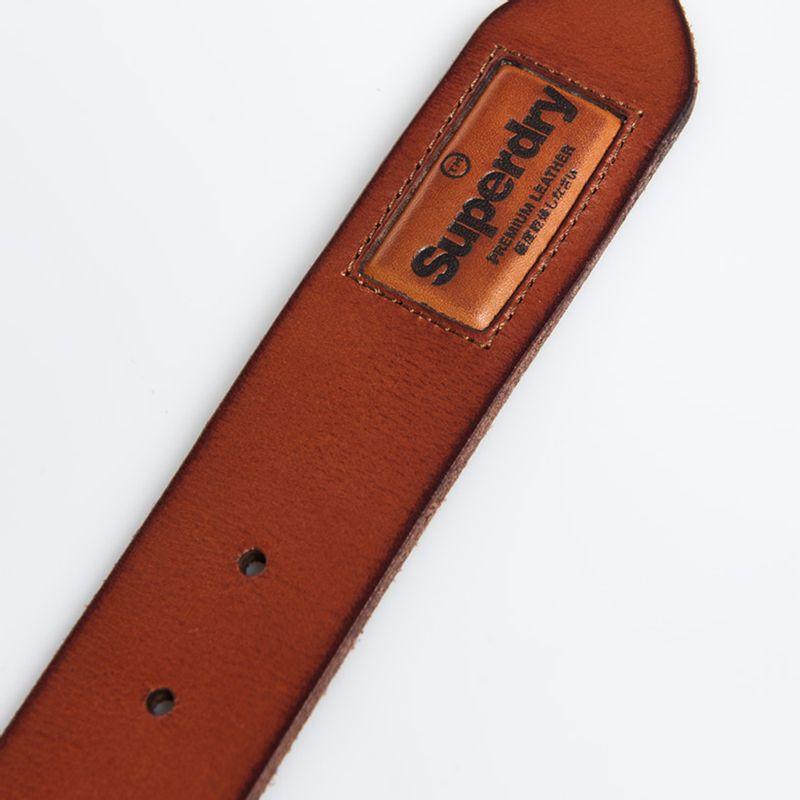 Casual-Para-Hombre-Badgeman-Belt-Superdry