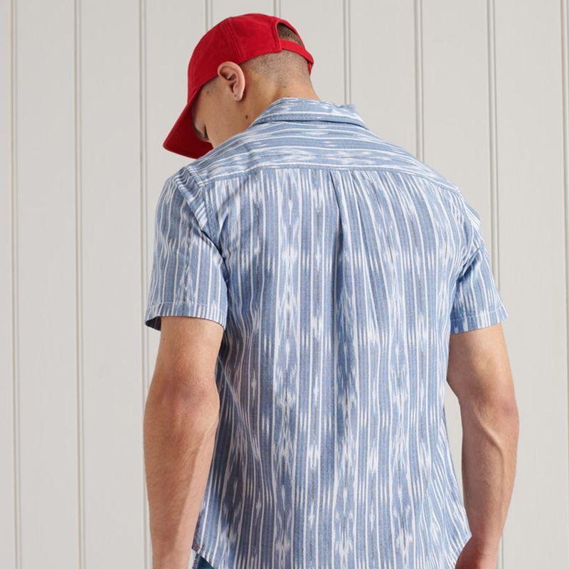 Camisa-Para-Hombre-Denim-Loom-Shirt-Superdry