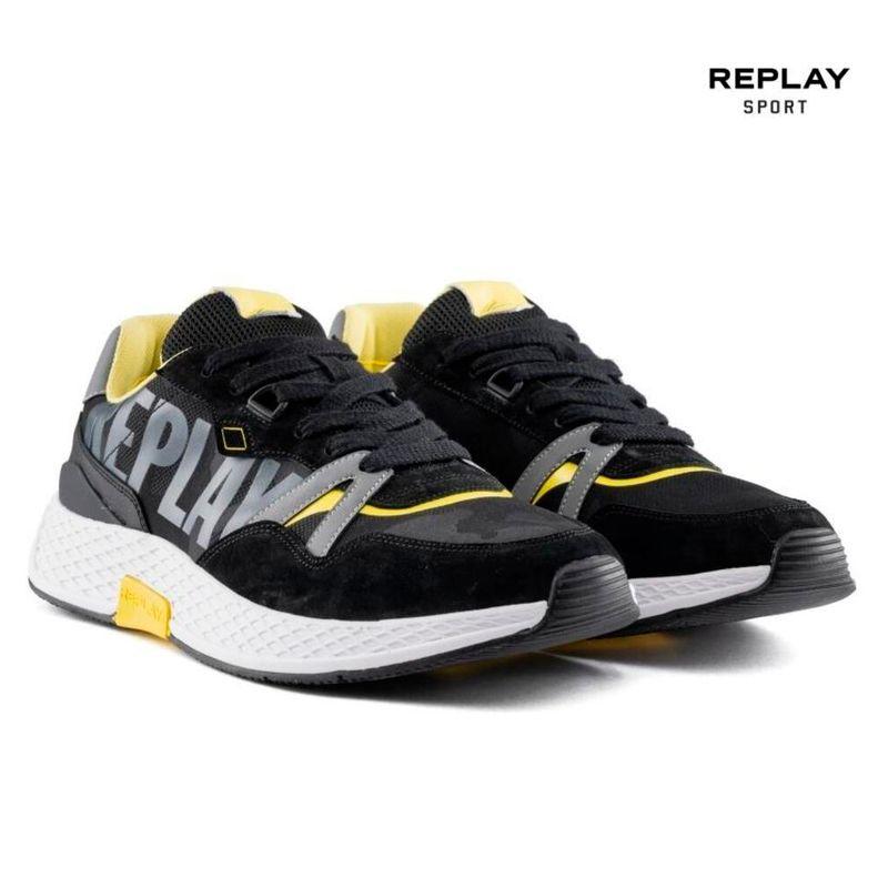 Tenis-Para-Hombre-Sport-Drum-Replay