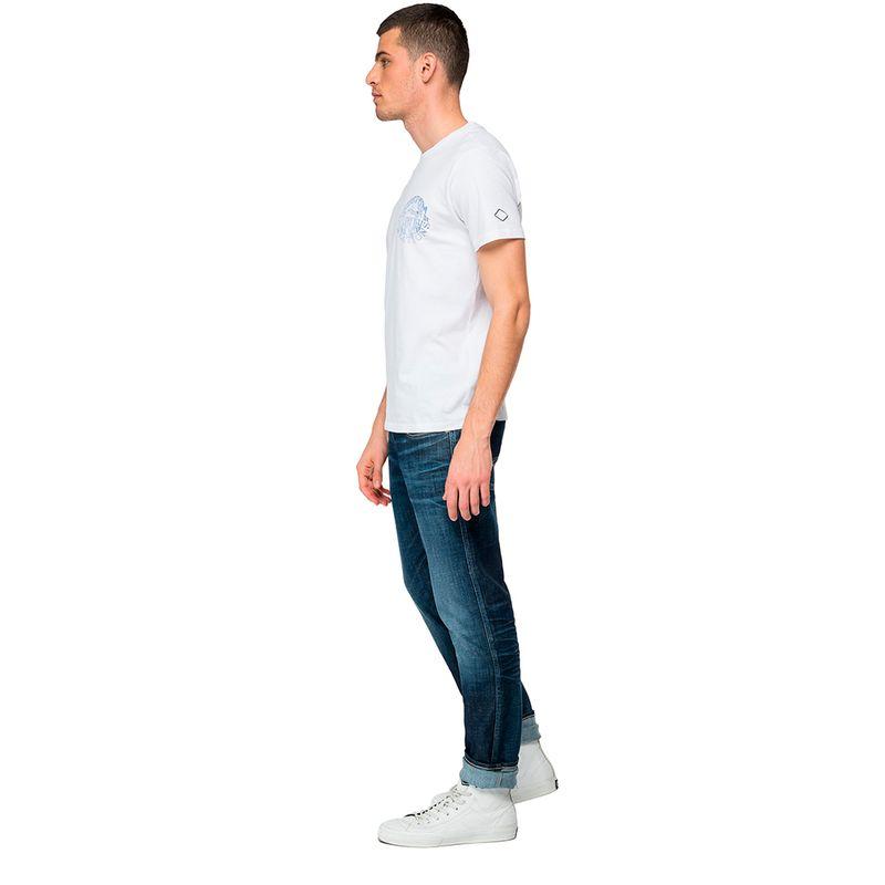 Camiseta-Para-Hombre-Open-End-Hand-Dry-J-Replay